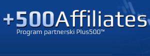Program partnerski Plus500